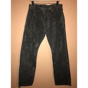 Diesel corduroy pants